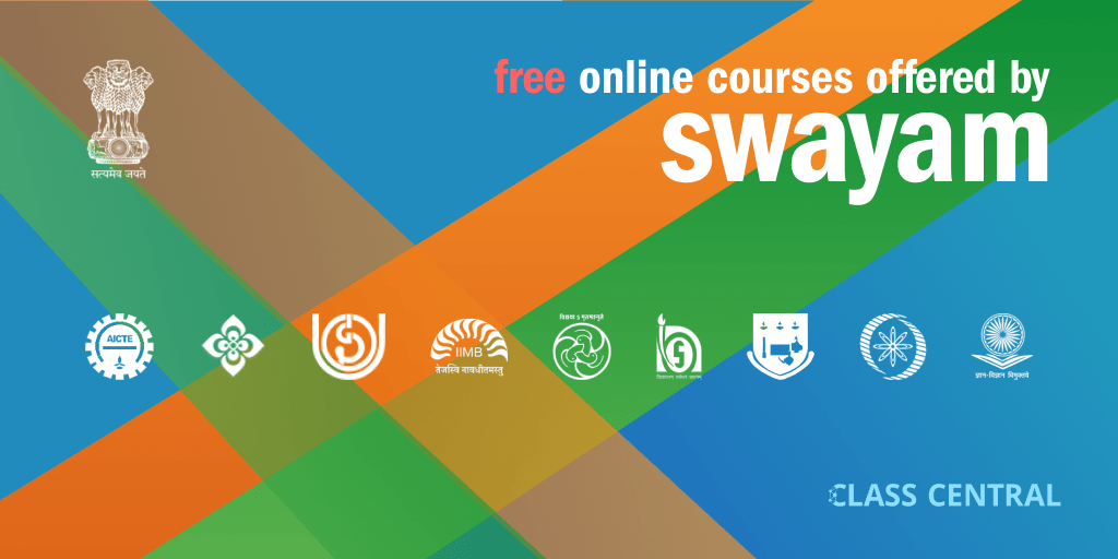 A Complete List of SWAYAM Free Online Courses and MOOCs (2019)