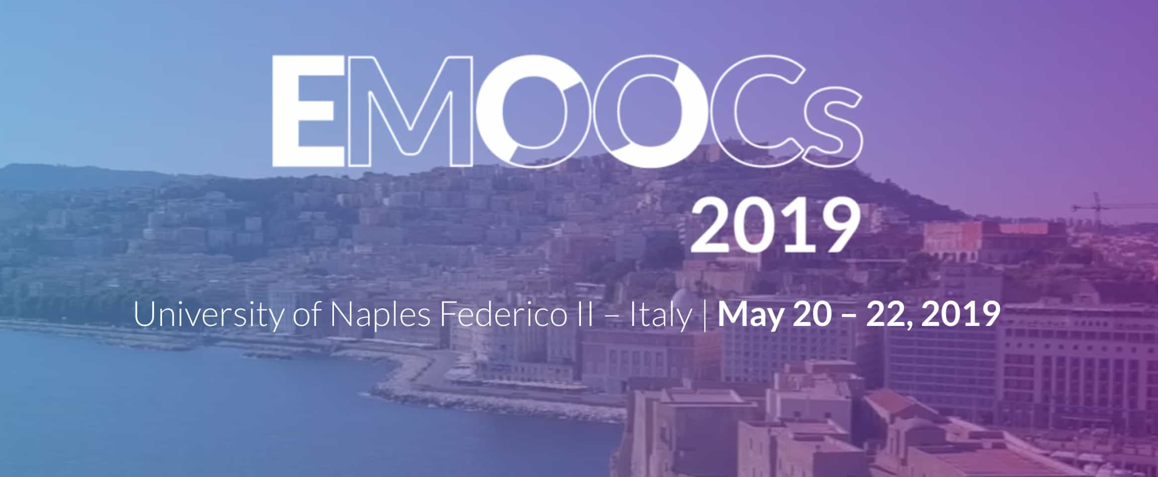 Getting Ready for EMOOCs 2019