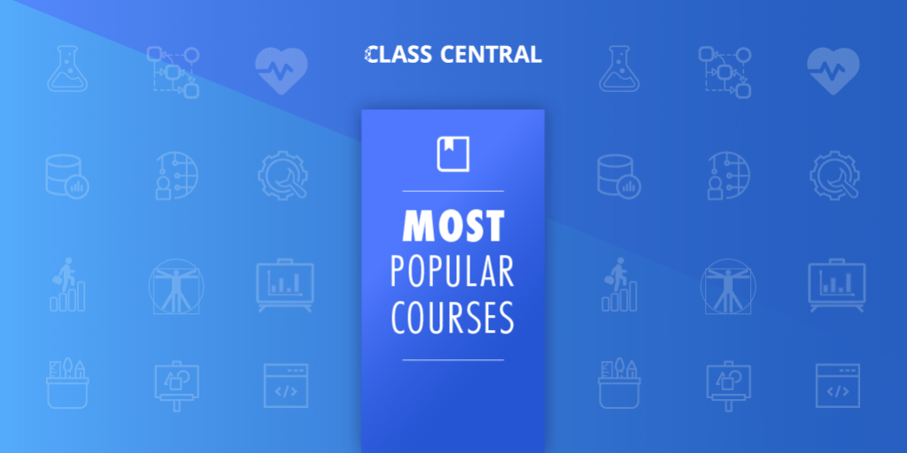 Ten Most Popular MOOCs Starting in November 2019