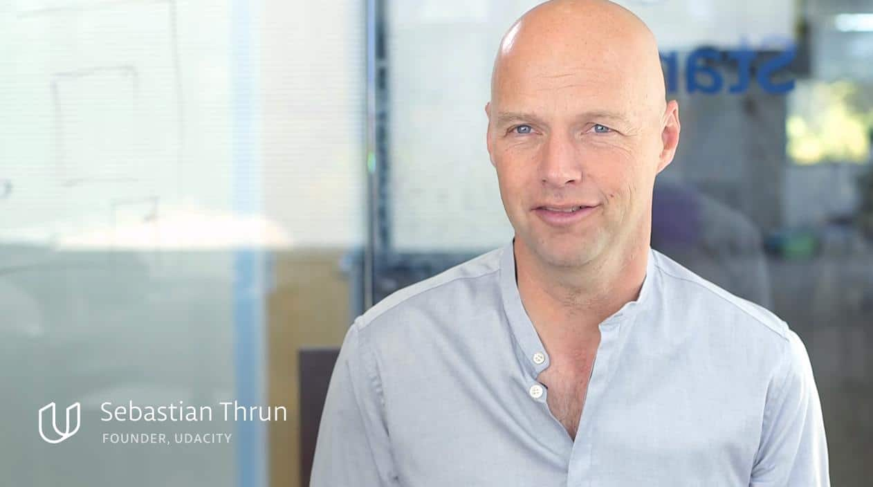 Under Thrun, Udacity Revamps its Strategy